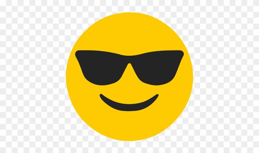 Sunglasses Decal.