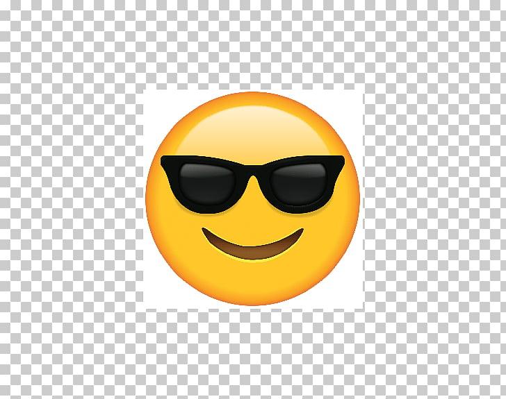 Emoji Sunglasses Sticker T.