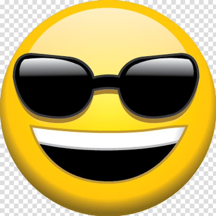 Smiling and wearing sunglasses emoji, Emoji Sunglasses.