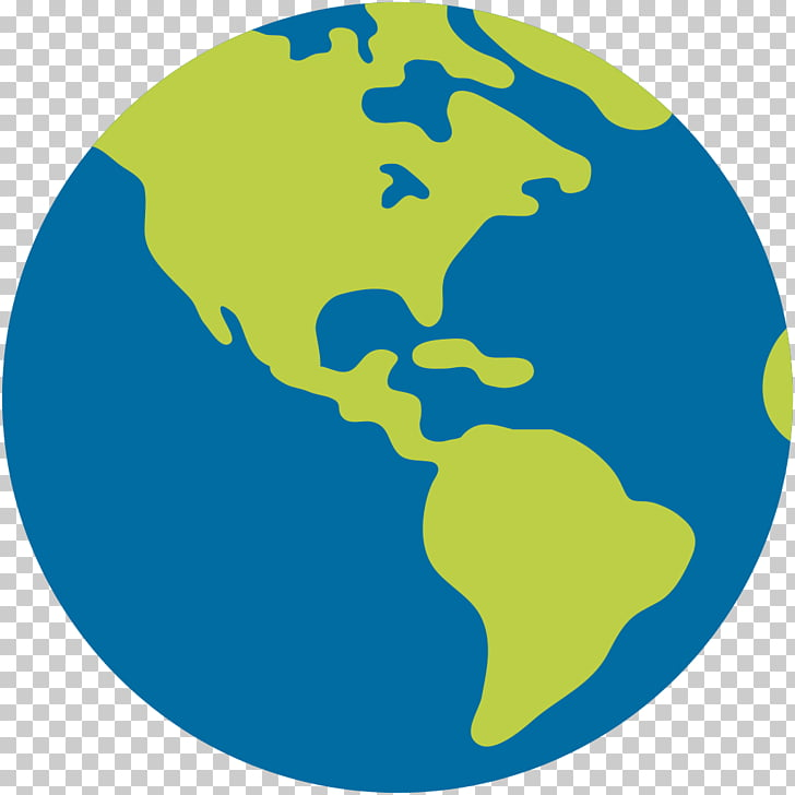 Globe Americas Emoji World Noto fonts, globe PNG clipart.
