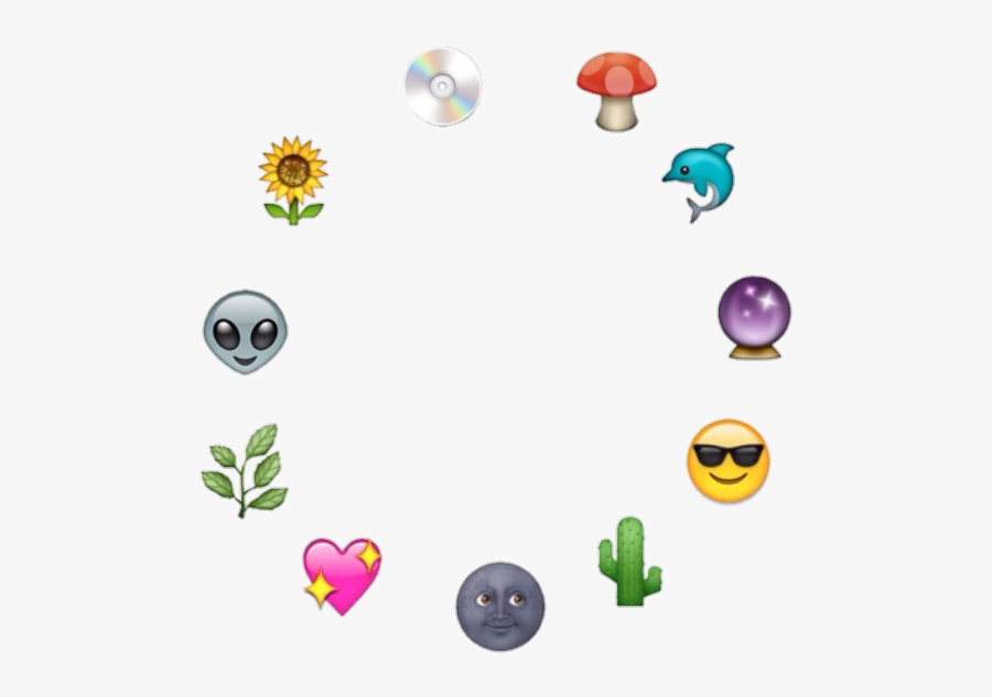 circle #emojis #aesthetic #transparent #png #border.
