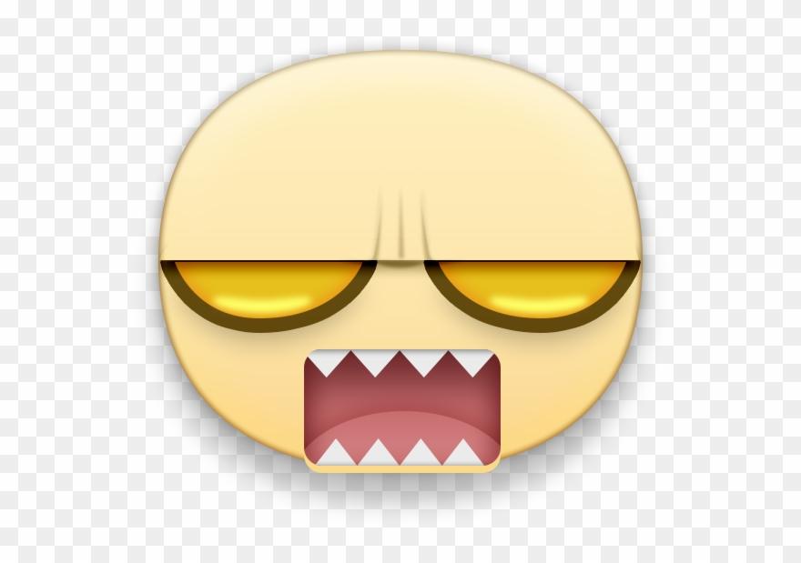 Smiley Emoji, Emoticon, Ios App, Funny Stickers, Facebook.