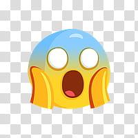 Emojis de facebook Nuevos en transparent background PNG.