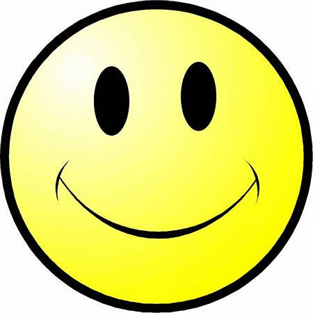 Funny Smiley Clipart.