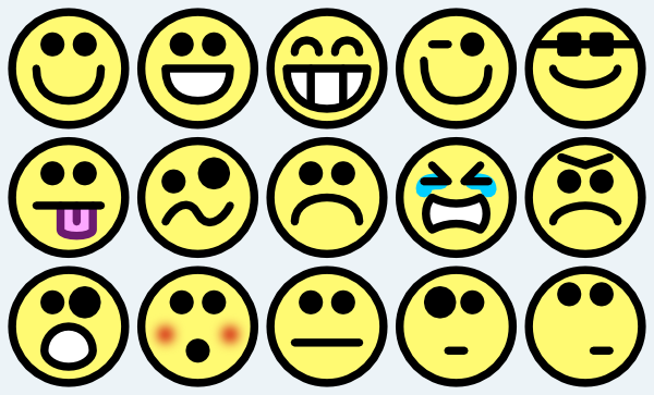 Emoticon Clipart.