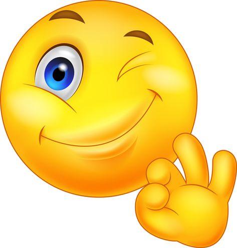 37 Caritas felices y emoticones de amor para Whatsapp.