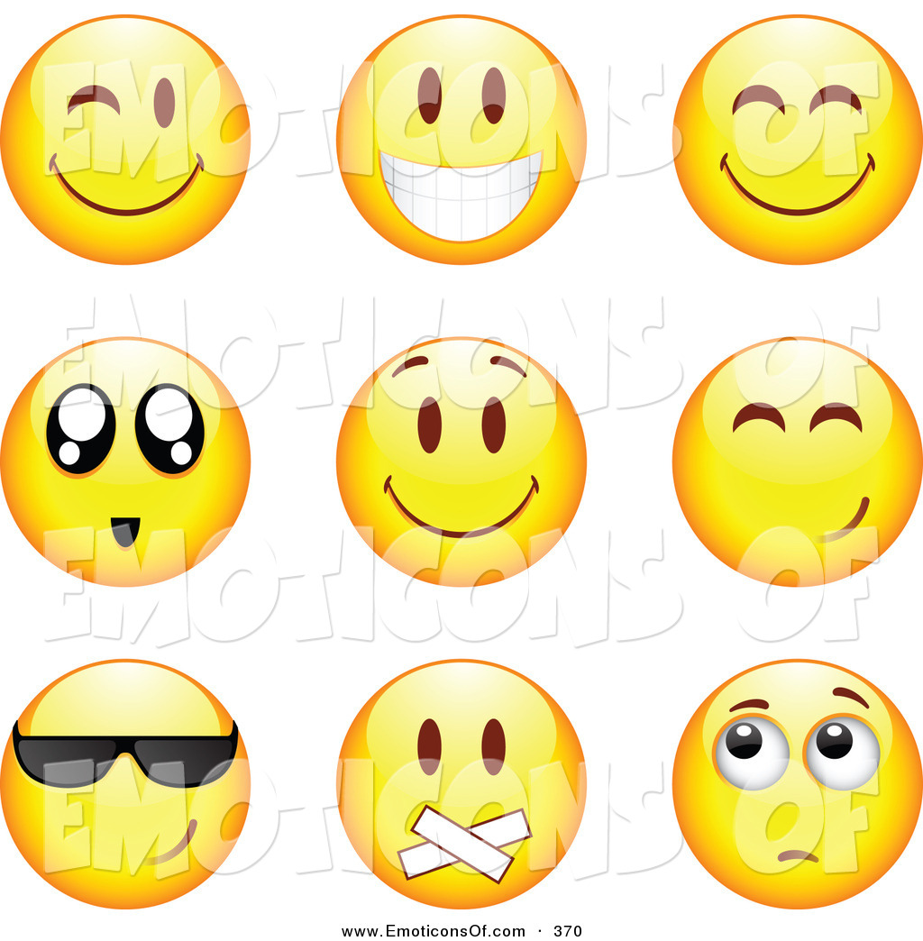 Clipart Emoticons.