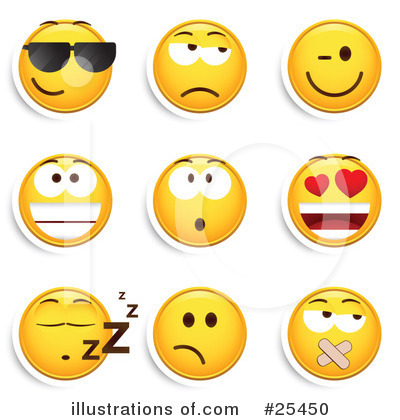 Emoticons Clipart #25450.