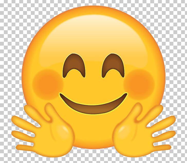 Emoji Hug Emoticon PNG, Clipart, Emoji, Emoji Face, Emojis.