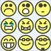 Emotion Clip Art For Kids.