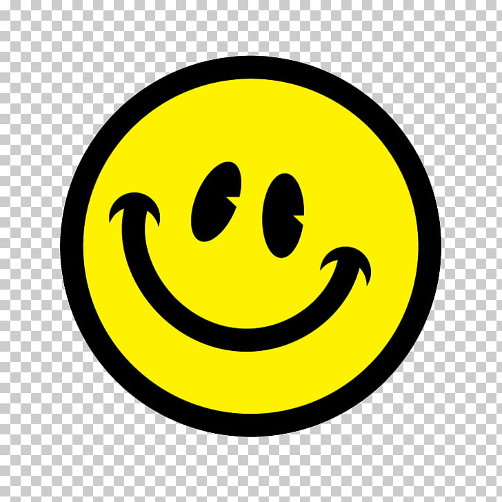 Smiley Happiness Feeling Emotion, Smiley , yellow smile.