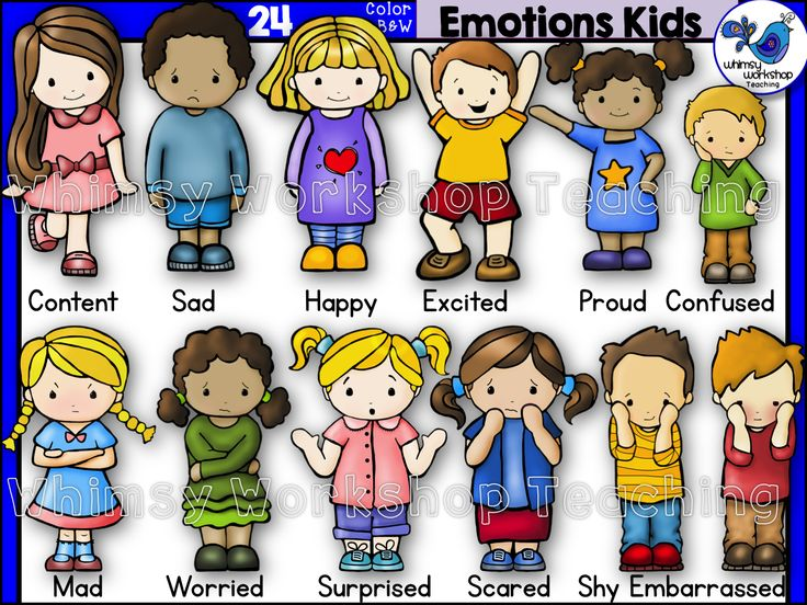 Emotions Clipart & Emotions Clip Art Images.