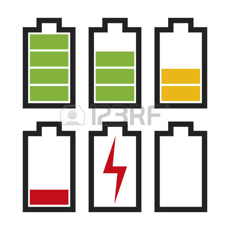 2,657 Storage Battery Stock Vector Illustration And Royalty Free.