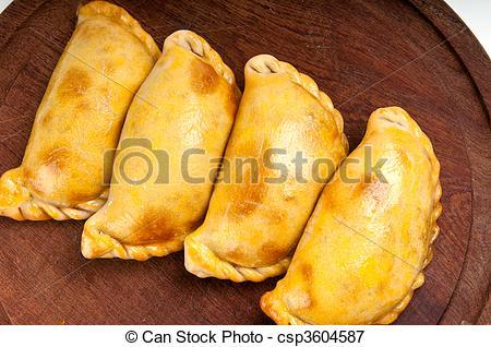 Picture of Gourmet Empanada.
