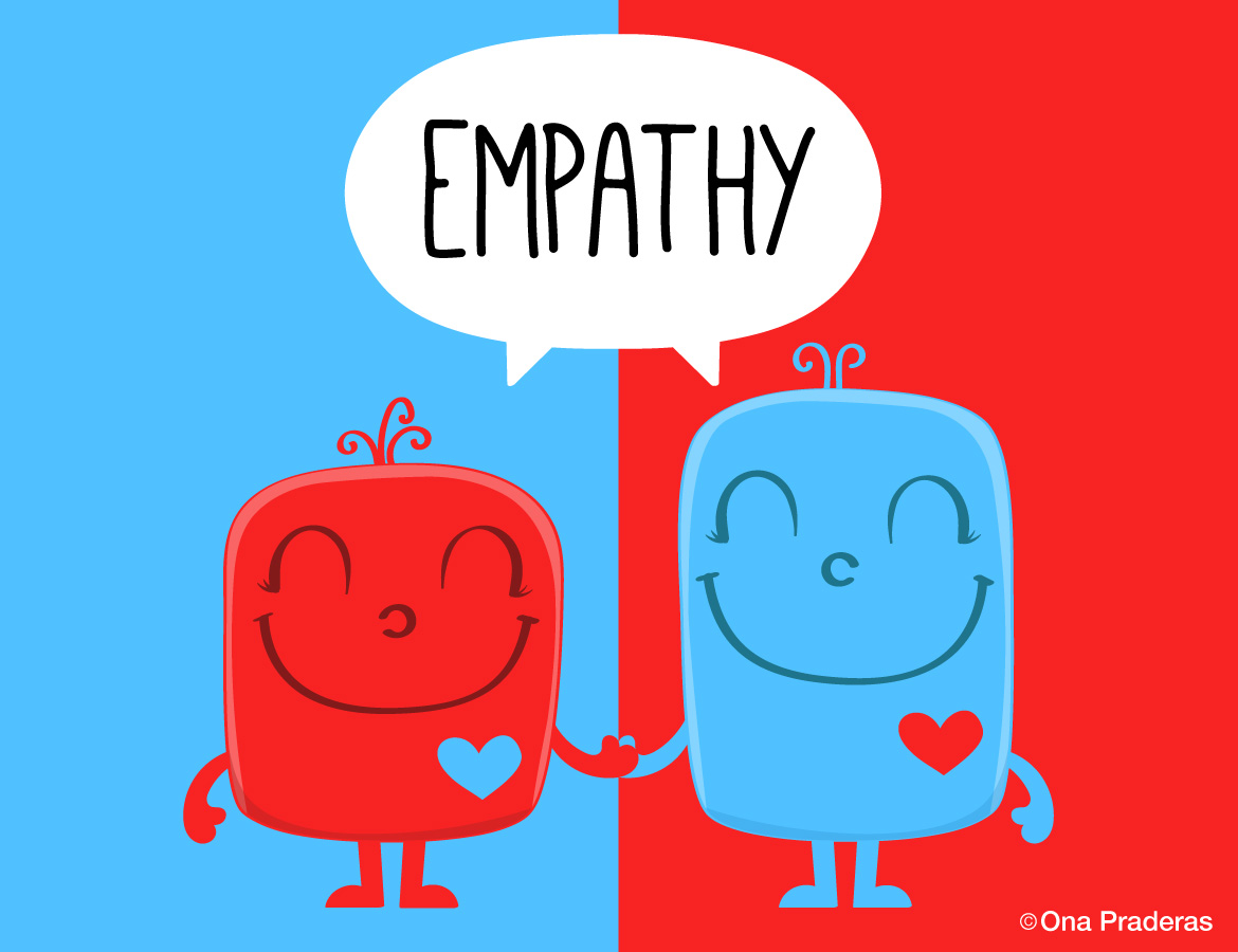 Empathy Clipart.