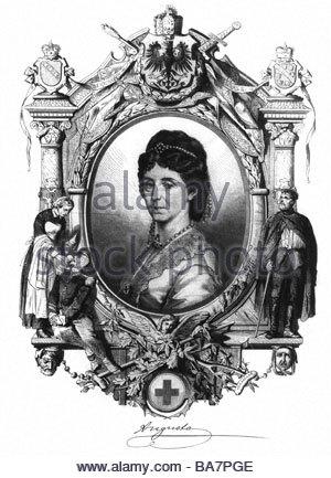 William I German Emperor Wilhelm 1797 1888 House Of Hohenzollern.