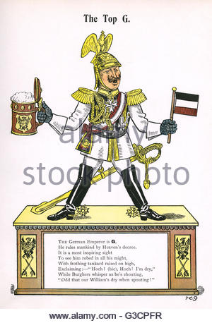 Kaiser Wilhelm Ii 1859 1941 Emperor Of Germany And King Of Prussia.