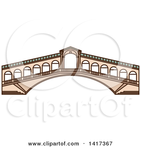 Clipart of Pasta, Emperor, Pisa and Masked Ball Designs.