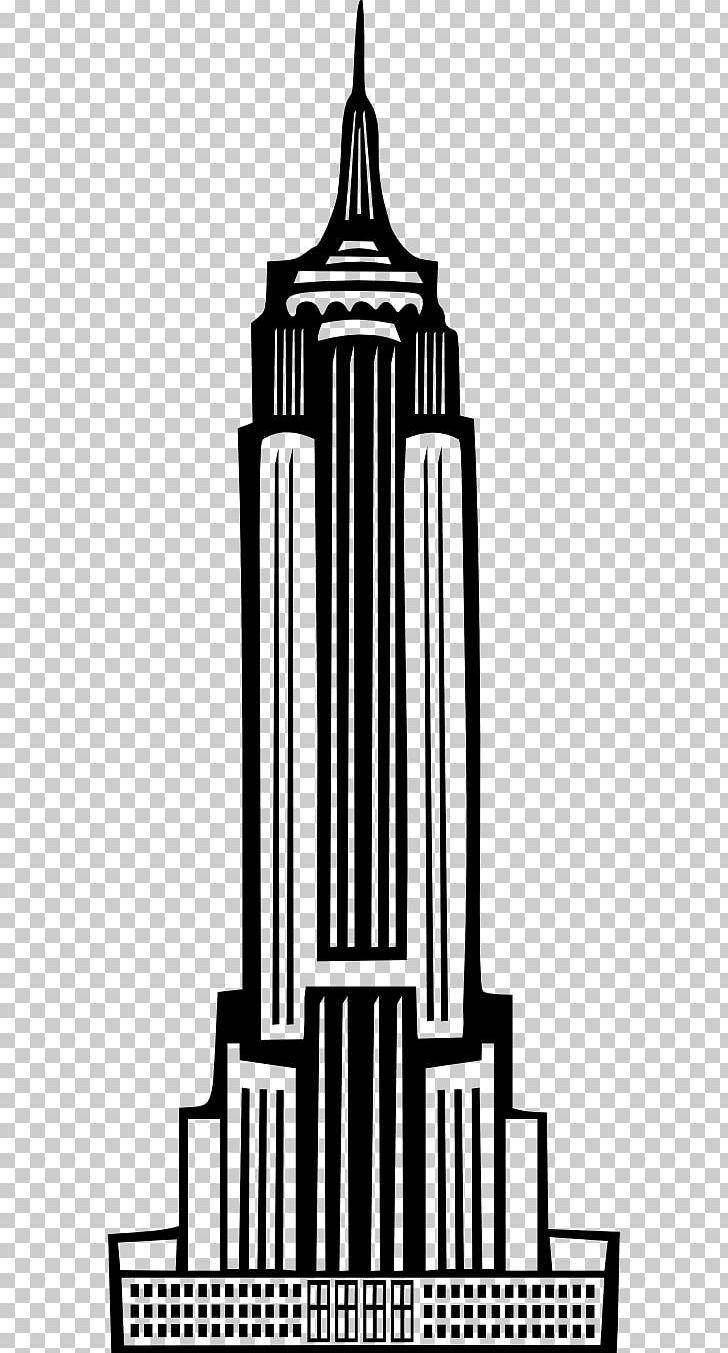 Empire State Building Rockefeller Center PNG, Clipart.