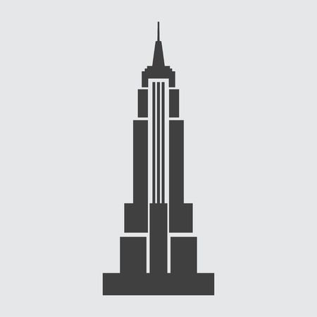 Empire state building clipart black and white 4 » Clipart Portal.