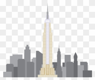 Free PNG Empire State Building Clip Art Download.