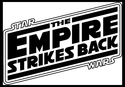 The empire strikes back logo png 7 » PNG Image.