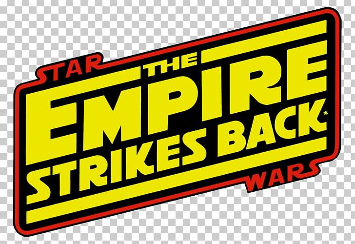 Star Wars: The Empire Strikes Back Logo Video PNG, Clipart.
