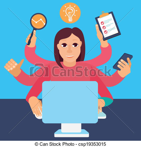 Self employment Clipart and Stock Illustrations. 659 Self.