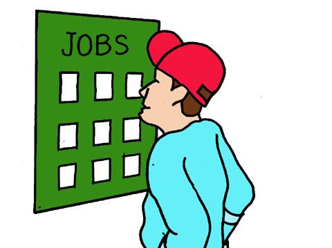 Employment clip art.
