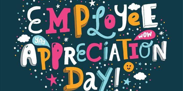 Employee Appreciation Day.