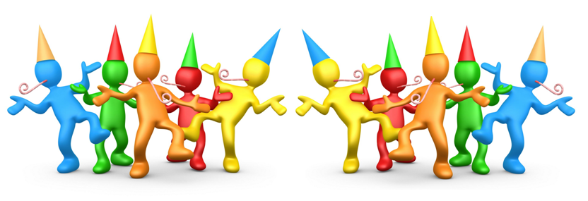 Celebrate clipart recognition, Celebrate recognition.