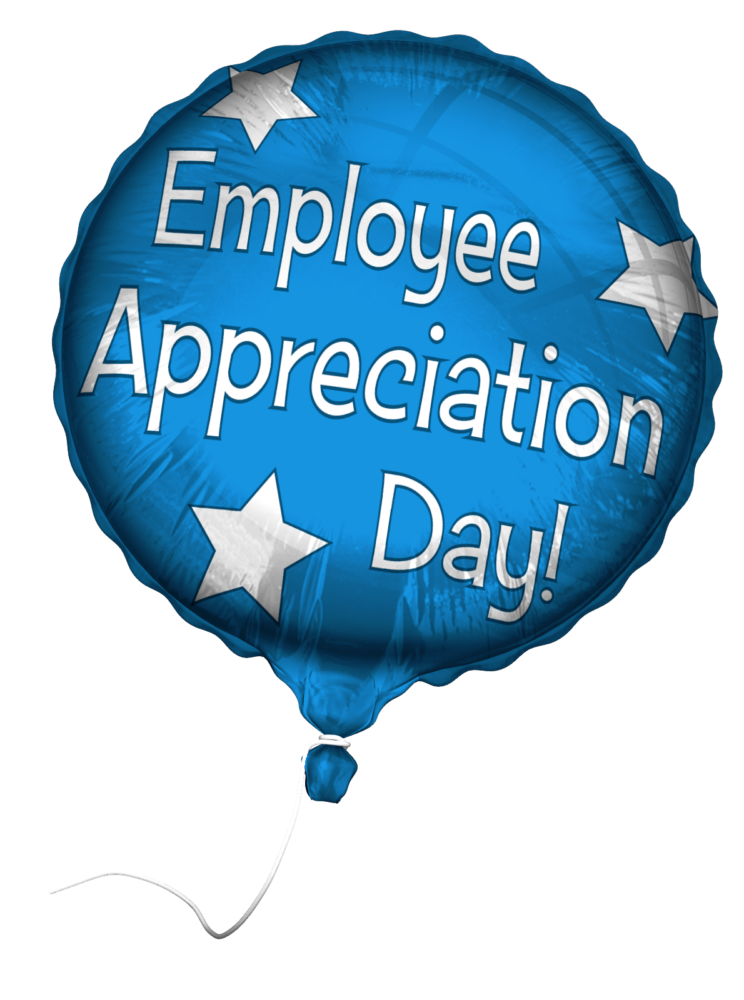 Employee appreciation day 2018 clipart Transparent pictures.