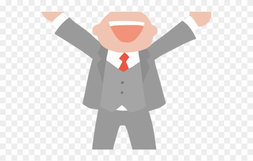 Customer Clipart Happy Employee.