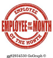 Employee Of The Month Clip Art.