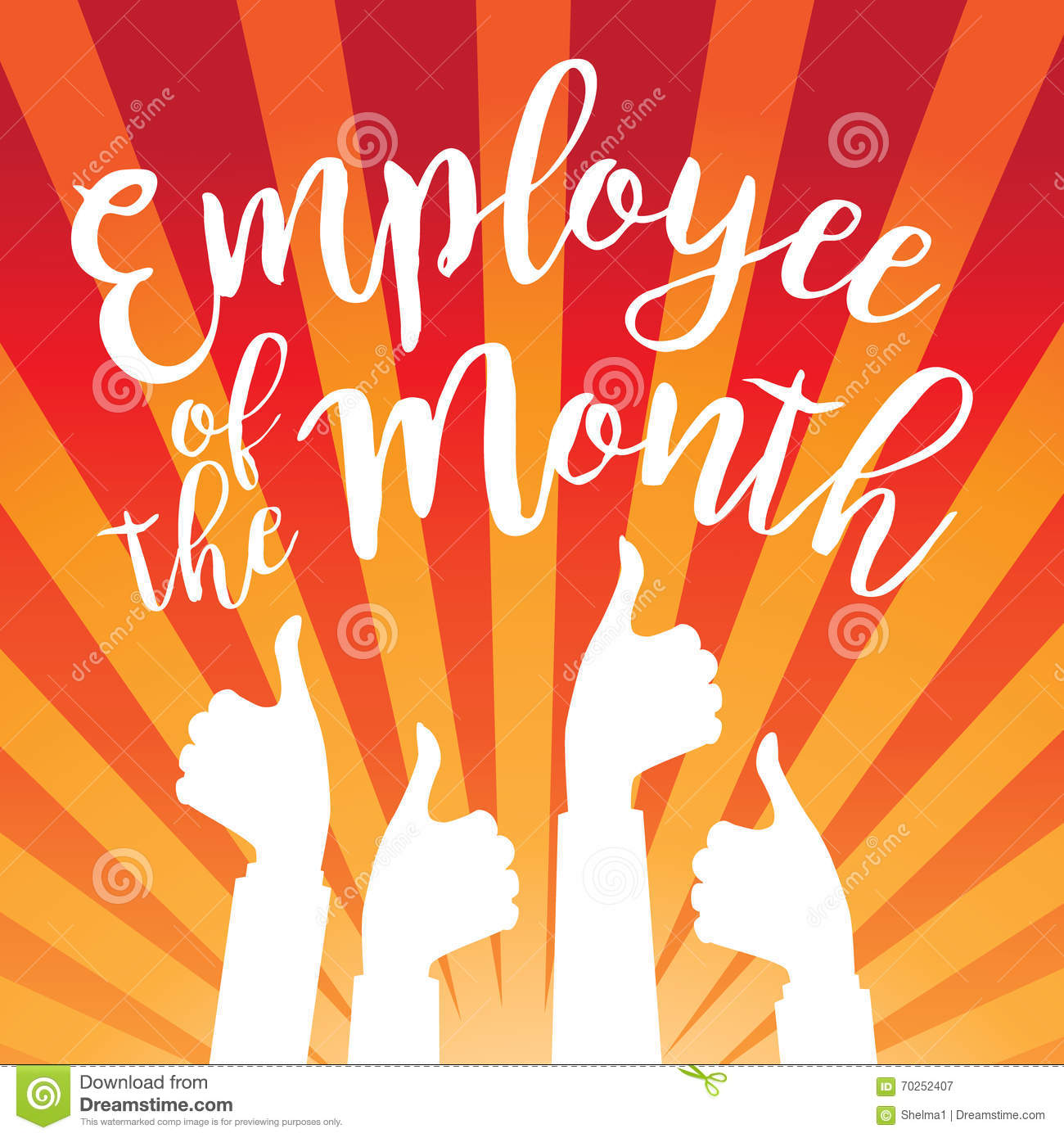 Employee of the month clipart 9 » Clipart Station.