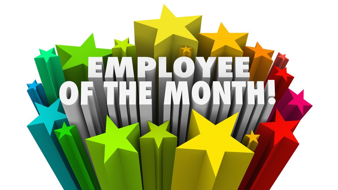Wooster's June Employee of the Month.