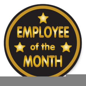 Free Clipart Employee Of The Month.