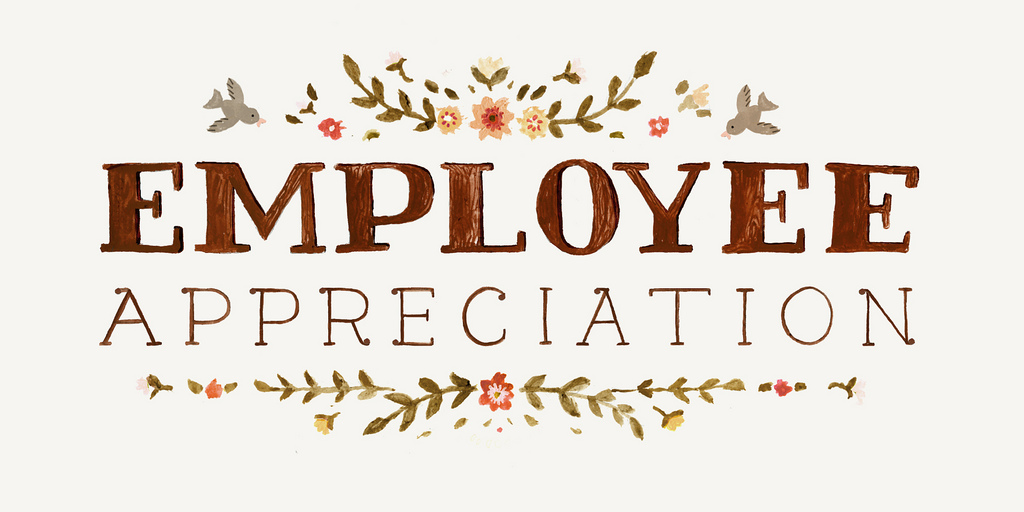 10 Ideas To Show Your Employees Appreciation For Hard Work and.