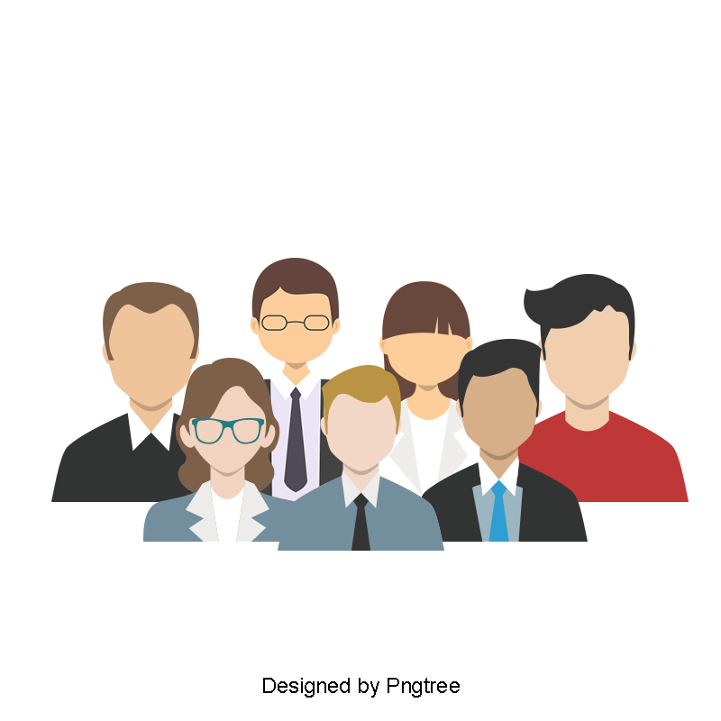 Employees Png, Vector, PSD, and Clipart With Transparent Background.