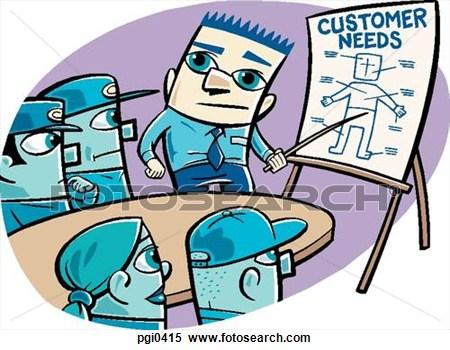 Employee Training Clip Art.