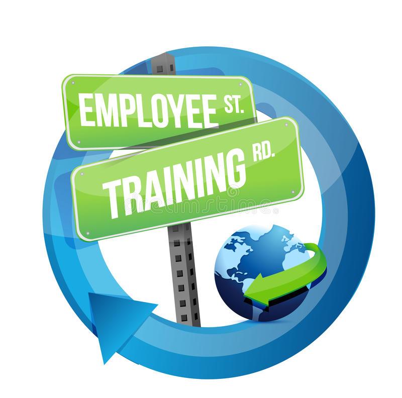 Employee Training Stock Illustrations.