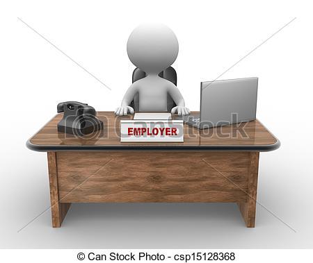 Employer Clipart.
