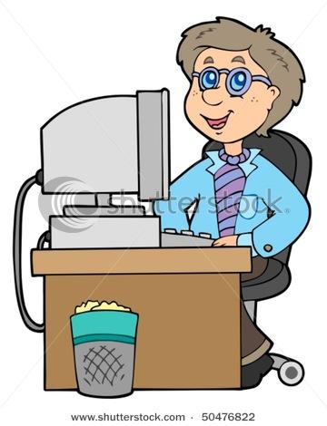 Work office clip art.