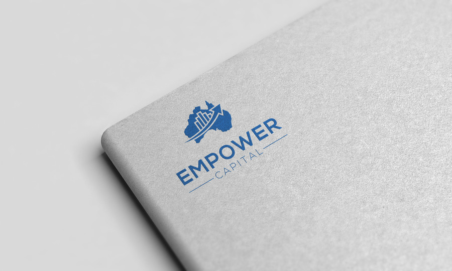 Entry #687 by daudhasan for Empower Capital Logo design.