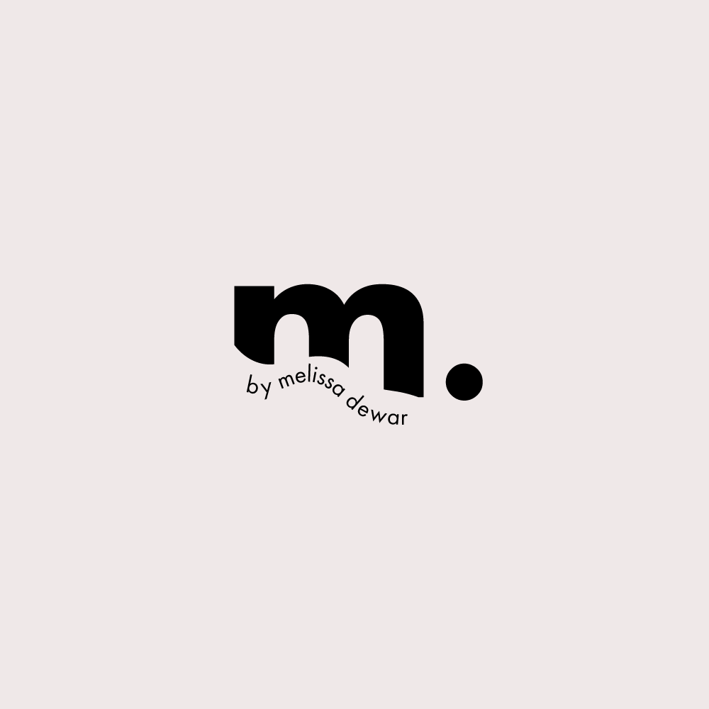 New Logo and branding for Majestigal a magazine style blog.