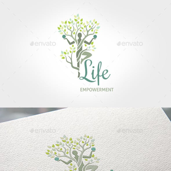 Empowerment Logo Templates from GraphicRiver.