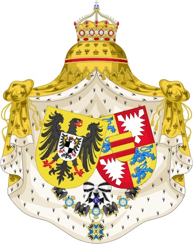 File:Coat of Arms of Empress Augusta Victoria.svg.