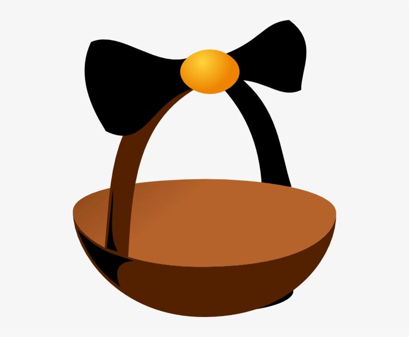 Empty Easter Basket Clip Art At Clker.