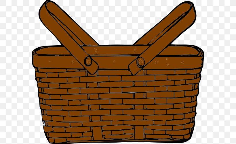 Easter Basket Picnic Basket Clip Art, PNG, 600x502px, Basket.