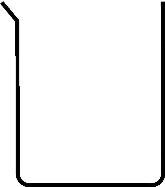 Beaker Clip Art at Clker.com.